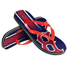 Boston Red Sox MLB Unisex Gradient Flip Flops, 5 Sizes, FREE SHIP