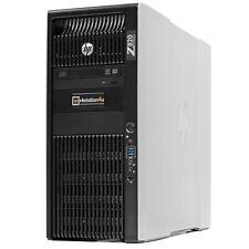 HP z820 workstation PC Video -/modifica dell'immagine progettazione 3d-cad w7 architettura