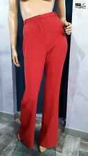 Denny Rose pantalone gessato art. 721DD20004 collezione autunno-inverno 2017
