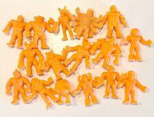 CHOOSE: Vintage 1980s M.U.S.C.L.E. MEN Action Figures * Muscle Men Orange