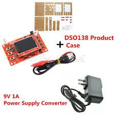 "Digital Oscilloscope 2.4"" TFT DSO138 Acrylic Case SMD Soldered DIY Kit MT"