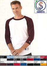 T137 Champion - Raglan Baseball T-Shirt  S-3XL T137-T1397