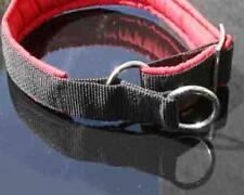 Zugstopphalsband Halsband Bestickung mit Name Telefonnummer Farbauswahl Zugstopp