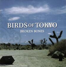 BIRDS OF TOKYO - Broken Bones (UK 1 Track DJ CD Single)