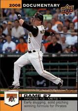 2008 Upper Deck Documentary Baseball Card Pick 817-1077