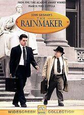 The Rainmaker  widescreen  John Grisham  Matt Damon  Danny Devito  new  DVD