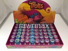 Brand New Dreamworks Trolls Self Ink Stamps Birthday Party Favor Gift Bag Filler