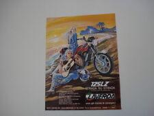 advertising Pubblicità 1979 MOTO LAVERDA 125 LZ