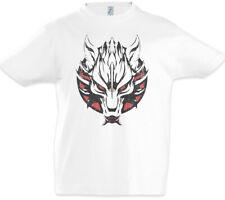 Fenrir Wolf I Boys T-Shirt Valhalla Odin Thor Loki Odin Viking Vikings Norse