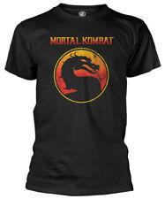 Mortal Kombat 'Logo' (Black) T-Shirt - NEW & OFFICIAL!
