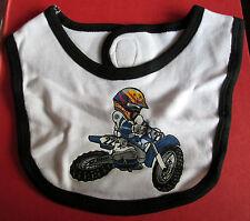 bébé 0-3mth Smooth Industries OFFICIEL Reed Blanc TABLIER Vêtements bébés