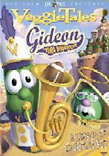 VeggieTales - Gideon: Tuba Warrior (DVD, 2006) NEW