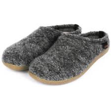 Giesswein Veitsch grau schiefer Schuhe Pantoffel feste Sohle Herren Damen 95a0ee6a32