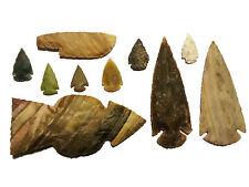 Indianer Tomahawk - Set experimentelle Archäologie Stone axe set