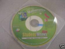 %Glencoe California Mathematics Grade 7 StudentWorks CD-ROM  0078786509 NEW
