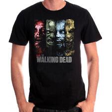 The Walking Dead T-Shirt - 4 Walkers Zombies Horror