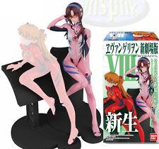 新世紀福音戰士 真希波 EVANGELION EVA Rebuilt new movie 8 Portraits Mari Plug Suit Figure