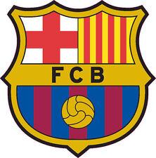 FC Barcelona Logo Football Soccer Car Bumper Window Wall Decal Vinyl Sticker