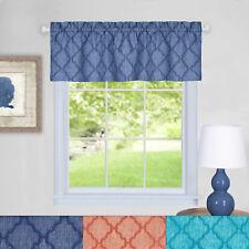 "Colby Kitchen Window 14"" Valance Curtain"