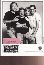 paul simon limited edition press kit the capeman
