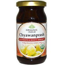 Organic India Chyawanprash 100% Certified Organic Herbal Jam 500gm Free Shipping