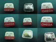 Omega cal. 320 321 27CH Spare Parts NOS, check description