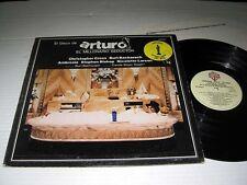 """SOUNDTRACK El Disco de """"ARTURO"""" (Arthur) WARNER BROS. VG++/NM- Mexico Pressing"""