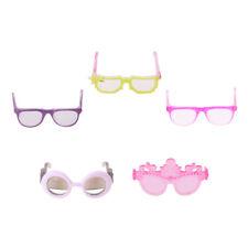 1 Pair Glasses Sunglasses Eyeglasses for 20-30cm Monster High Doll Accessory