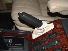Se adapta a Range Rover P38 Cuero lightstone freno de mano de Calidad