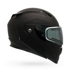 Bell Revolver EVO Rally Snow Helmet w/Electric Shield Matte Black