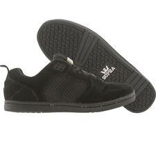 $90 Supra Premium Cruizer black suede skytop skate Fashion shoes sz 4 5 6 7 8.5