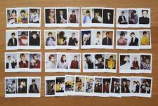 SEVENTEEN 2016 Encore Concert Official Goods ver.D Photocards Select Member
