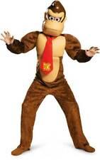 Licensed Nintendo Super Mario Donkey Kong Deluxe Child Boy Halloween Costume