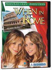 When in Rome DVD