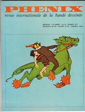 Phénix n°37 - revue études BD - 1974. Pogo, Pichard...