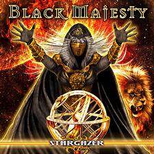 BLACK MAJESTY - Stargazer CD 2012 + Bonus Track