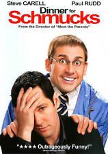 Dinner for Schmucks (DVD, 2011) Disc Only Movie Free Ship
