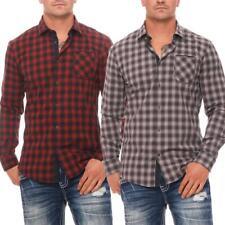 NO EXCESS uomo camicia maniche lunghe maglietta maniche lunghe 78410912