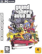 GRAND THEFT AUTO III PC GAME 18+ (2 DISC)