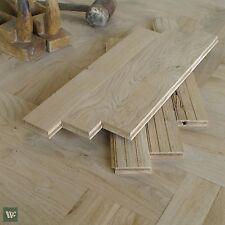 """Véritable Chêne En Bois 17"""" parquet classique-Grade Select-Double Herringbone (HS39)"""