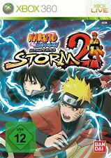 Naruto Shippuden: Ultimate Ninja Storm 2 für Xbox 360 *gut* (mit OVP)
