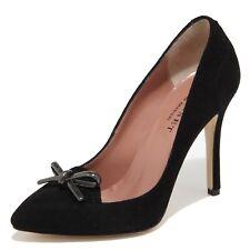 6296N decollete donna nero TWIN-SET SIMONA BARBIERI scarpe shoes women