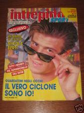 INTREPIDO SPORT 1989/27 BERTI MARADONA LANCIA DELTA 16v