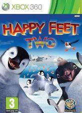 Happy Feet 2  (Xbox 360) Kids Game 3d Compatible Music Play Dance Fun
