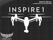 DJI Inspire 1 Window / Case Decal Drone Sticker Pro Zenmuse X3 X5 TB48 TB47