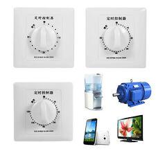 AC220V 50Hz 86Panel Mechanical Countdown Timer Switch Controller Fan Lamp Pump Z