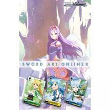 Weiss Schwarz Sword Art Online Cards SAO/SE26-E01-E36
