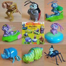 MCDONALDS Happy Meal Toy 1998 Walt Disney Bugs Life Character-Vari