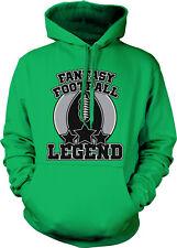 Fantasy Football Legend Stars League Online Friends Draft Play Hoodie Sweatshirt