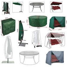 Schutzhülle Abdeckhaube für Tisch Hollywoodschaukel Schirm Tischtennisplatte